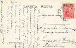 CARTOLINA 1949 ARGENTINA BUENOS AIRES (LX377 - Argentina