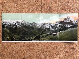 Braunwald - Klappkarte - GL Glaris