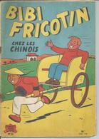 "BIBI FRICOTIN  N° 11  "" CHEZ LES CHINOIS "" - LACROIX  - JEUNESSE JOYEUSE  19.. ( Papier Mat ) - Bibi Fricotin"