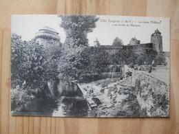Fougeres - Le Vieux Chateau - Les Bords Du Nançon - Fougeres