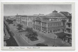 Bari - Corso Cavour. Theatro Petruzzelli - Bari