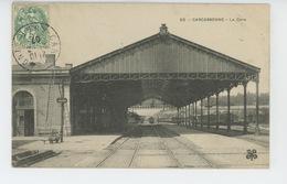CARCASSONNE - La Gare - Carcassonne