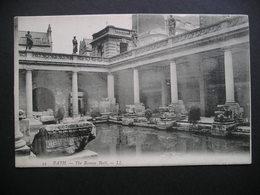 Bath.-The Roman Bath - Angleterre