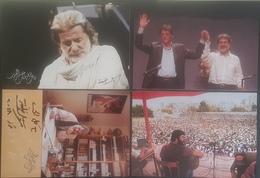E11va - Lebanon 2018 6 Unused Beautiful Postcards In A Special Folder, Honoring Marcel Khalife - Palestine