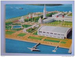 Chromo Victoria Expo 58 Expositions Tentoonstellingen 93 Exposition De San Francisco 1937 Tentoonstelling Van - Victoria
