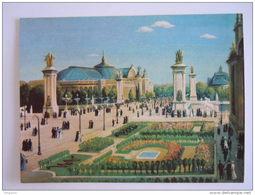 Chromo Victoria Expo 58 Expositions Tentoonstellingen 51 Exposition De Paris 1900 Tentoonstelling Van Parijs 1900 - Victoria