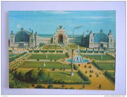 Chromo Victoria Expo 58 Expositions Tentoonstellingen 49 Exposition De Bruxelles 1897 Tentoonstelling Van Brussel 1897 - Victoria