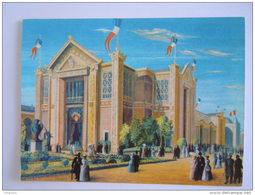 Chromo Victoria Expo 58 Expositions Tentoonstellingen 29 Exposition De Paris 1878 Tentoonstelling Van Parijs 1878 - Victoria