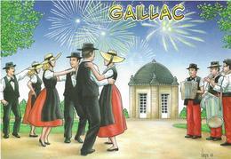 Illustrateur Bernard Veyri Caricature Gaillac - Veyri, Bernard