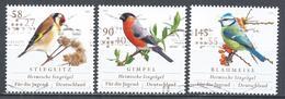 Germany 2013. Scott #B1079-81 (U) Birds, Stieglitz (goldfinch), Gimpel (bullfinch) & Blaumeise (blue Tit) * Complet Set - [7] République Fédérale