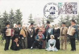 GROUPE FOLKLORIQUE LE BRUSSE/BRIOUDE (dil417) - 1980-89