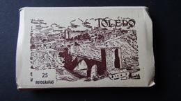 Spain - 25 X Toledo - 1959 - 10 X 6 Cm - Look Scans - Toledo