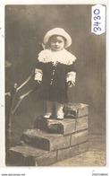 3430 AK/PC/CPA POSE ENFANT FOTO F. VALACE SANTA FE NC TTB - Argentina