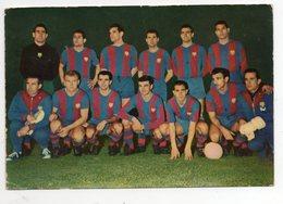 équipe De Foot Barcelone 1961 - Soccer