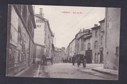 Vente Immediate Verdun ( Meuse 55) Rue Du Ru ( Animée Publicite Murale Charles Louis Martin Colardelle ) - Verdun