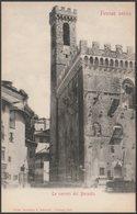 Le Carceri Del Bargello, Firenze, Toscana, C.1905 - Barocchi Cartolina - Firenze (Florence)