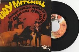 EDDY MITCHELL – Chacun Pour Soi (4 Chansons) Barclay – SP 45 Tours (Lot 132) - Vinyles