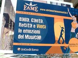 FREECARDS ITALIA - 071 - FAME - Saranno Famosi Musical N2000 GW5383 - Danza