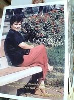 TINA PICCOLO POETESSA  POMIGLIANO D'ARCO  N2005 GW5384 - Filosofia & Pensatori