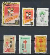 °°° LOT COLOMBIA TBC HANDICAP - 1962 °°° - Colombia
