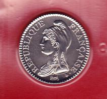 5 FRANCS 2000 - Commémoratives - La Marianne Révolutionnaire,1795 - FDC - France