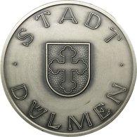 Allemagne, Médaille, Stadt Dülmen, 1979, SPL, Silvered Bronze - Allemagne