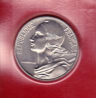 5 FRANCS 2000 - Commémoratives - La Marianne Du Nouveau Franc,1962 - FDC - France
