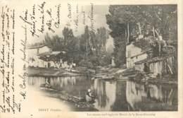 85 - BENET - Les Canaux Ombrages Des Marais De La Sevre Niortaise - Francia