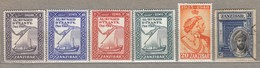 BRITHISH COLLONIES Zanzibar Nice Old Stamp Look 2 Scans #23191 - Zanzibar (...-1963)