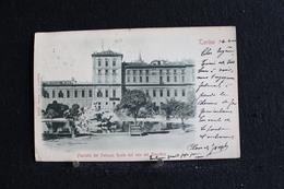 PB-173  / Italie - Piemonte, Torino (Turin) - Facciata Del Palazzo Reale Dal Lato Del Giardino /  Circulé En 1904 .- - Palazzo Reale
