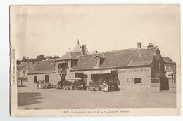 37 Savonnieres Hotel Du Faisan  Animée - Unclassified
