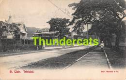 CPA ST CLAIR TRINIDAD - Trinidad