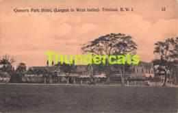 CPA  TRINIDAD  QUEEN'S PARK HOTEL - Trinidad