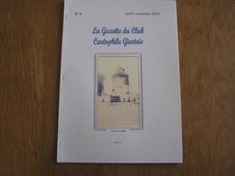 LA GAZETTE DU CLUB CARTOPHILE GIVETOIS N° 8 Régionalisme Givet Ardennes Meuse V Hugo Usines Aubrives Métallurgie - Champagne - Ardenne