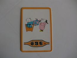 Confeções Obê Porto Portugal Portuguese Pocket Calendar 1992 - Calendari