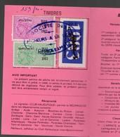 (Gers 32) : Permis Pêche 1983 Avec Timbres Fiscaux   (PPP15771) - Old Paper