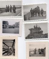 Photographies Originales Allemandes Aquitaine Biarritz Saint Cricq Invasion Occupation  Guerre  1940 - 1939-45