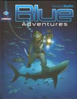 Blue D'aventures De Nicolas Malfin EO - Autographs