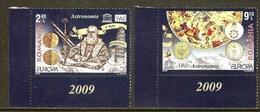 ROUMANIE N°5356/5357** (europa 2009) - COTE 9.00 € - 2009