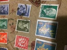 AUSTRALIA IL CORALLO - Francobolli