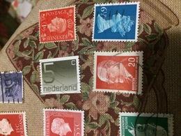 GERMANIA EST DDR UOMINI ILLUSTRI VERDE - Stamps