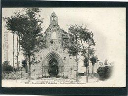 CPA - Karten Bost - Environs Du Val André - La Chapelle St Jacques, Animé  (dos Non Divisé) - Pléneuf-Val-André