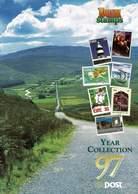 Eire 1997 Irish Year Collection Map 97 MNH (3 Scans) - Irlanda