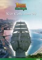 Eire 1998 Irish Year Collection Map 98 MNH (3 Scans) - Irlanda