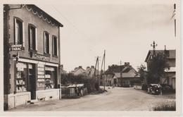 TABAC . CHAMPOMIER CPSM     LE THEIX - Saint Eloy Les Mines