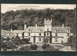 CPA - Château De Nantois Près Pléneuf - Pléneuf-Val-André