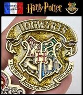 Pins Pin's Badge NEUF En Métal ! Harry Potter Poudlard Hogwarts ( Ref 7 ) - Films