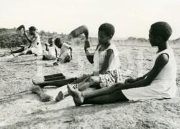 1962 REAL AMATEUR PHOTO FOTO FEMME WOMEN GABELA ANGOLA AFRICA AFRIQUE - Afrique
