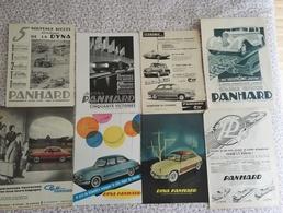 Publicité Ancienne - Voiture - Panhard Lot - Advertising
