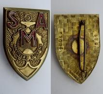Insigne Du SMA (variante) - Hueste